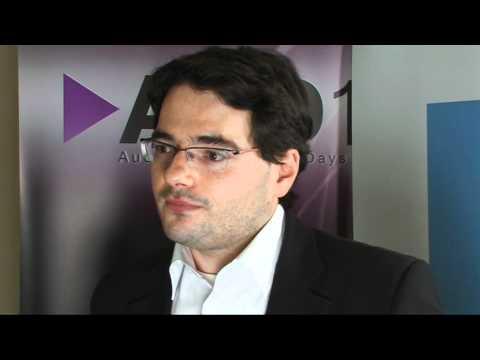 Interview: Alex Mirsky von MIVITEC im Rahmen der AMD11