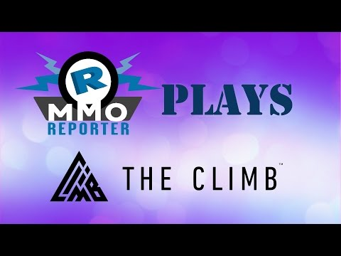 MMO Reporter Plays - The Climb