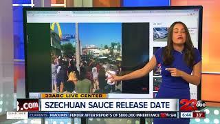 Szechuan Sauce At McDonald's February 26