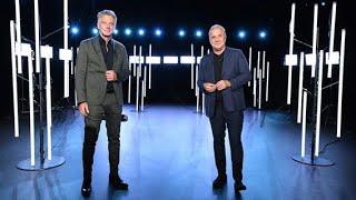 NDR Talk Show  mit Heiner und Viktoria Lauterbach, Nico Santos und Florian Schroeder vom 17.9.2021