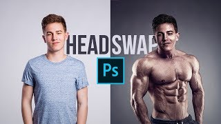 Make the Perfect Head Swap in Photoshop