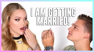 I AM GETTING MARRIED?! | NikkieTutorials