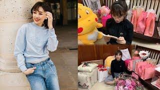 Dù mắc bệnh hiểm nghèo,fan vẫn viết thư cho Hari Won,phản ứng của nữ ca sĩ khiến ai cũng xúc động