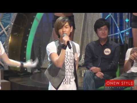 [FAN CAM] 24.08.2010 도전천곡 - 달팽이