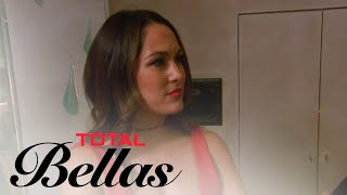 Brie Bella Wants to Become a Mime for Nikki's Amusement | Total Bellas | E!