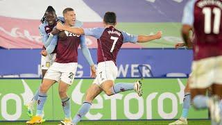 HIGHLIGHTS   Leicester City 0-1 Aston Villa