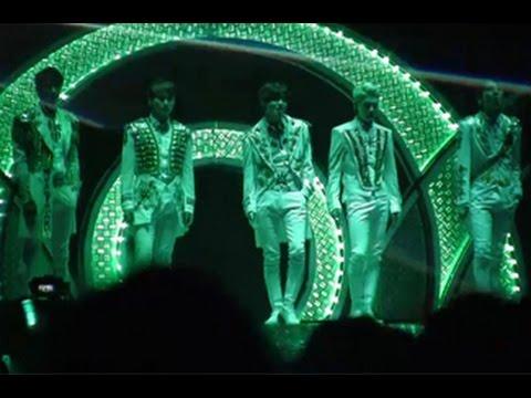 150927 Shinee World IV In Bangkok 2015 Part 1