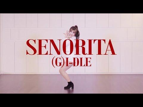 (G)I-DLE((여자)아이들) - Senorita(세뇨리타) Dance Cover / Cover by Sol-E (Mirror Mode)