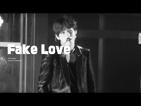 180520 BBMAs / FAKE LOVE (태형 V FOCUS) 4K