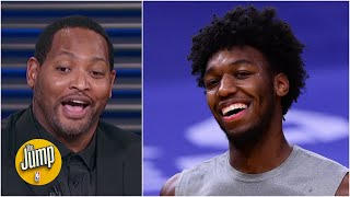 Robert Horry loves what he sees from James Wiseman so far | The Jump