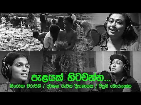 පැළයක් හිටවන්න | Pelayak Hitawanna - NiroshaVirajini - Darshana Ruwan Dissanayake - Piumi Boraless