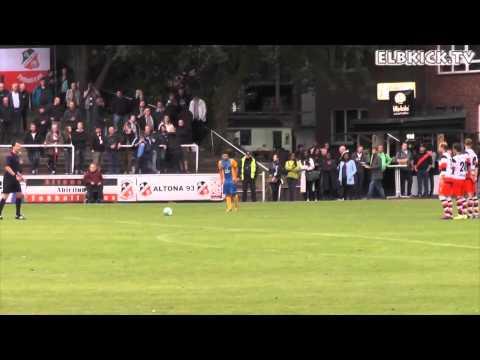 Altona 93 - SC Victoria Hamburg (Oberliga Hamburg) - Spielszenen | ELBKICK.TV