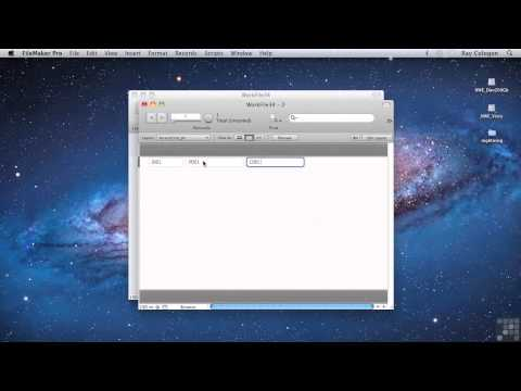 FileMaker Pro 12 Tutorial | Using Join Tables