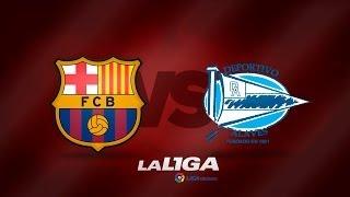 Resumen   Highlights FC Barcelona B (2-1) Deportivo Alavés - HD