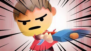 THE STRONGEST VILLAGER AMIIBO