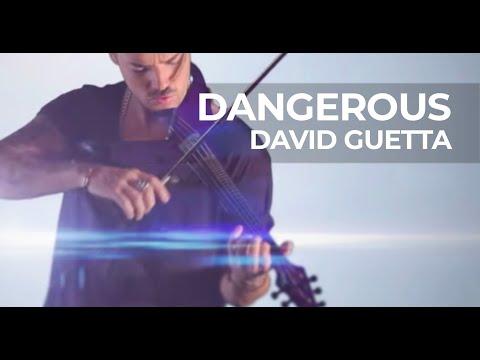 David Guetta - Dangerous (Violin Cover by Robert Mendoza)