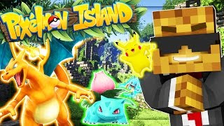 EPIC GENGAR AND GOLEM - Minecraft Pixelmon Island SMP - Pokemon GO MOD | JeromeASF