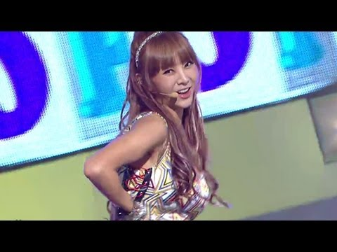 음악중심 - G.NA - Top Girl, 지나 - 탑 걸, Music Core 20111001