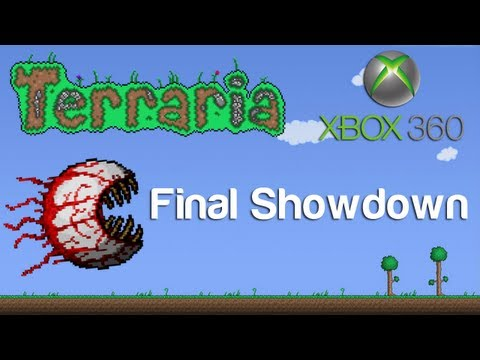 Terraria Xbox - Final Showdown [30] - Smashpipe Games
