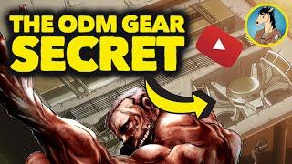 Full History & Hidden SECRET Of The ODM Gear | Attack On Titan (Shingeki No Kyojin)