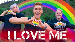 I Love Me - Demi Lovato   Caleb Marshall   Dance Workout   Move #WithMe
