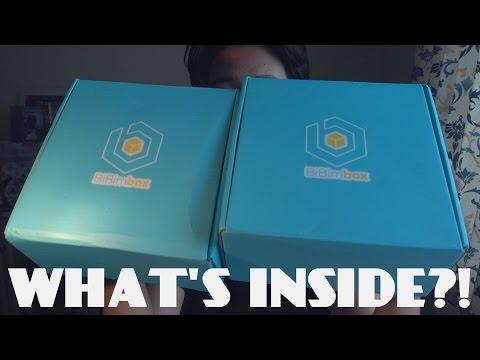 KPOP IN A BOX - Bibimbox