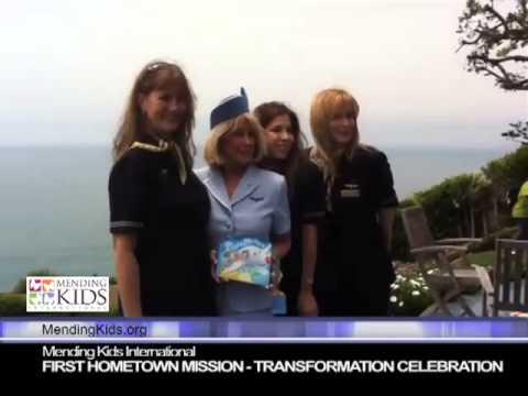 Mending Kids Transformation Celebration