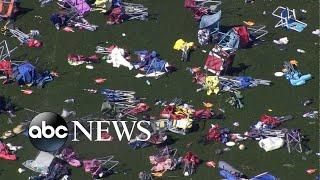 New details about Las Vegas gunman's final hours