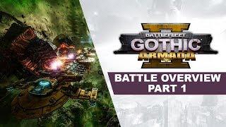 Battlefleet Gothic: Armada 2 - Harc Áttekintés