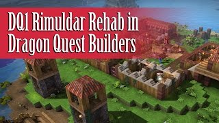 Rimuldar Rehab - Dragon Quest Builders