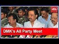 DMK, allies meet on Cauvery issue