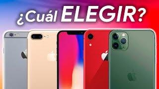 ESTE es el iPHONE que debes COMPRAR! (2019-2020)