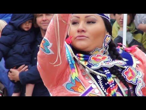 Danza de los Nativos Americanos en Denver (2011)