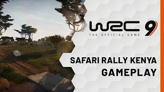 Safari Rally Kenya Gameplay Trailer preview image