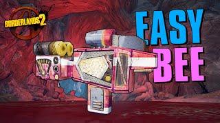 BORDERLANDS 2 - EASY BEE SHIELD FARM!