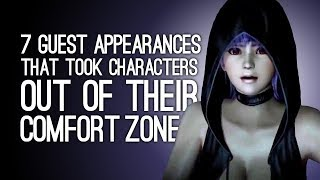 7 Bizarre Guest Appearances That Took Characters Out of Their Comfort Zone