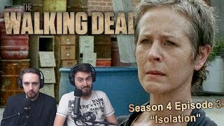 "The Walking Dead Season 4 Episode 3 Reaction ""Isolation"""