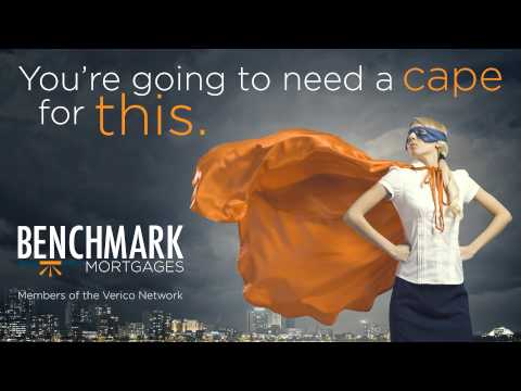 Benchmark Mortgages - You're Going to Need a Cape for This!