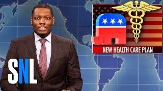 Weekend Update on Trumpcare - SNL