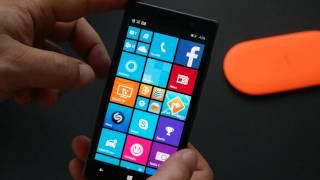 Nokia Lumia 830 & Nokia DT 903 Wireless Charger