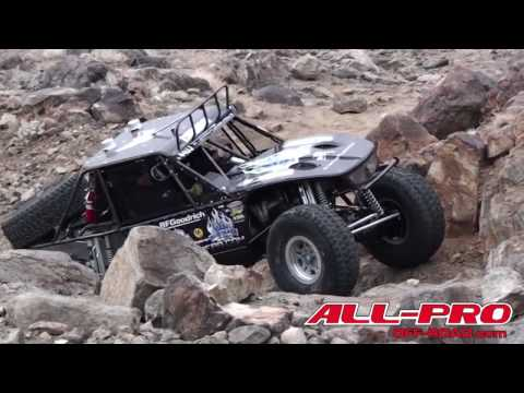 King of the Hammers Testing 1
