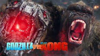 Godzilla vs Kong FULL Breakdown - Mechagodzilla Easter Eggs and New Titans Explained