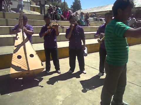 orquesta llipta en el distrito de obas-2012