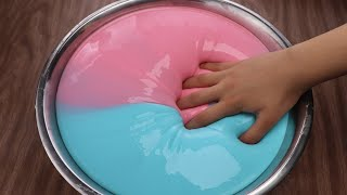 ♡ How to Make GIANT GLOSSY UNICORN SLIME! ♡ DIY Stretchy Big Glossy  &Thick Slime!