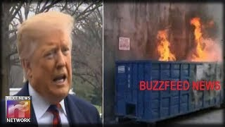 After BuzzFeed's FAKE NEWS Trump Makes HISTORIC Press Statement The Media Will NEVER RECOVER From