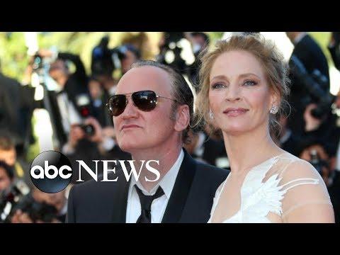 Quentin Tarantino responds to Uma Thurman's allegations