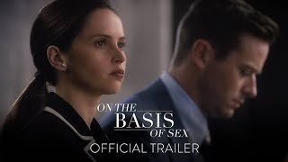 On The Basis Of Sex Movie   Official Trailer   New Movie From Hollywood 2018