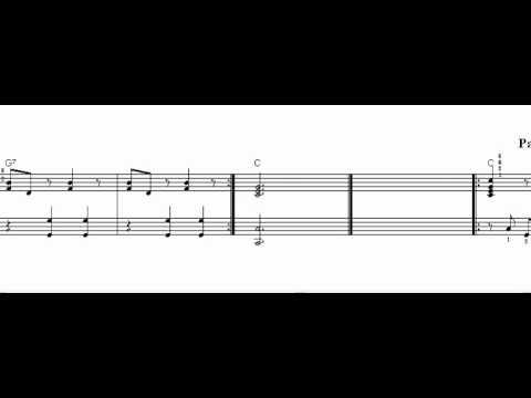 Acompañamiento Basico De Bambuco En Piano