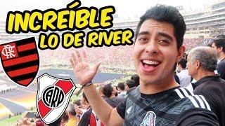 River Plate VS Flamengo (2-1) MEXICANO EN LA FINAL DE COPA LIBERTADORES