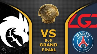 TEAM SPIRIT vs PSG LGD - TI10 💲18,000,000 GRAND FINAL! - The International 2021 Dota 2 Highlights